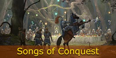 Songs of Conquest - pixelartoví Heroesové?