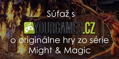 Soutěž o originálky z univerza Might and Magic